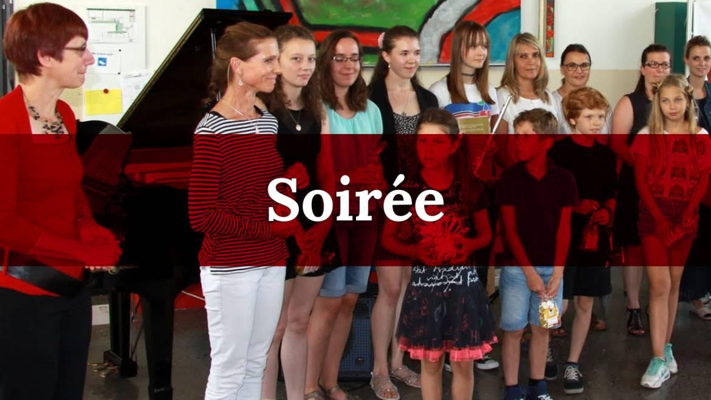 Soirée – Das Beste in der Musik steht nicht in den Noten