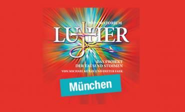 """Chorprojekt: Pop-Oratorium """"Luther"""""""