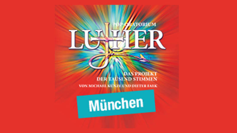 "Chorprojekt: Pop-Oratorium ""Luther"""
